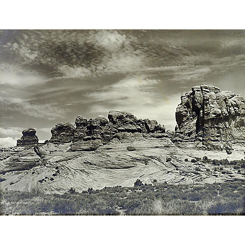 Rock Formations Photograph