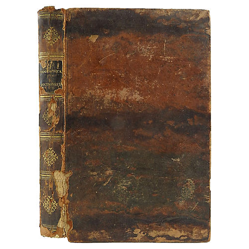1829 Universal Biographical Dictionary