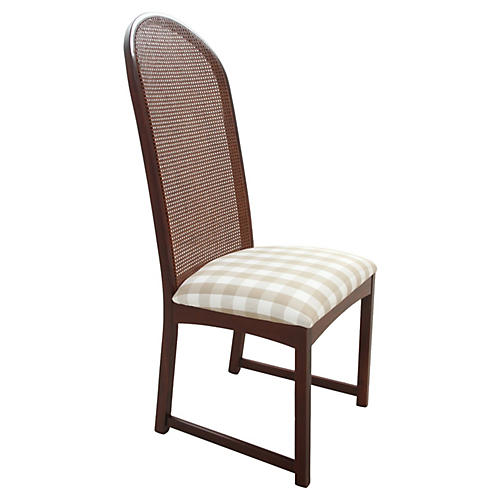 Johnson Furniture Dining Chairs, S/6