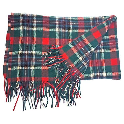 Pendleton Tartan Wool Throw