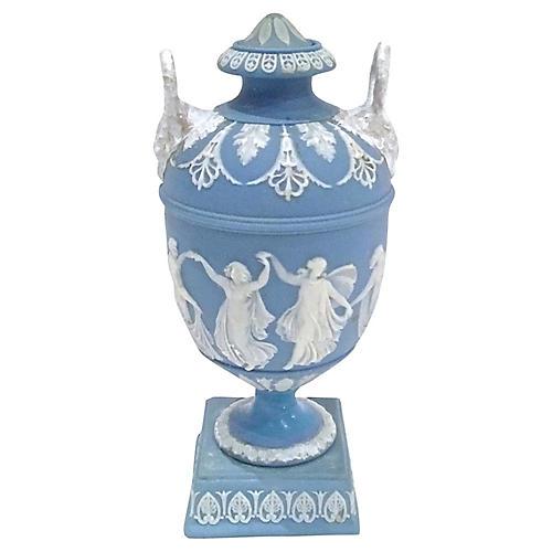 Antique Wedgwood Dancing Maidens Urn