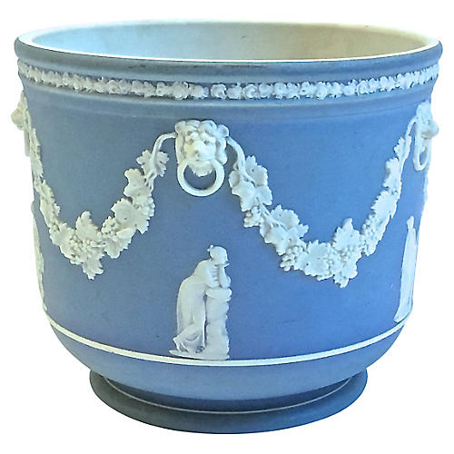 Antique Wedgwood Classical Cachepot
