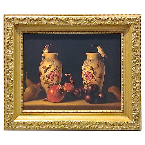 David Arms Still Life Giclee