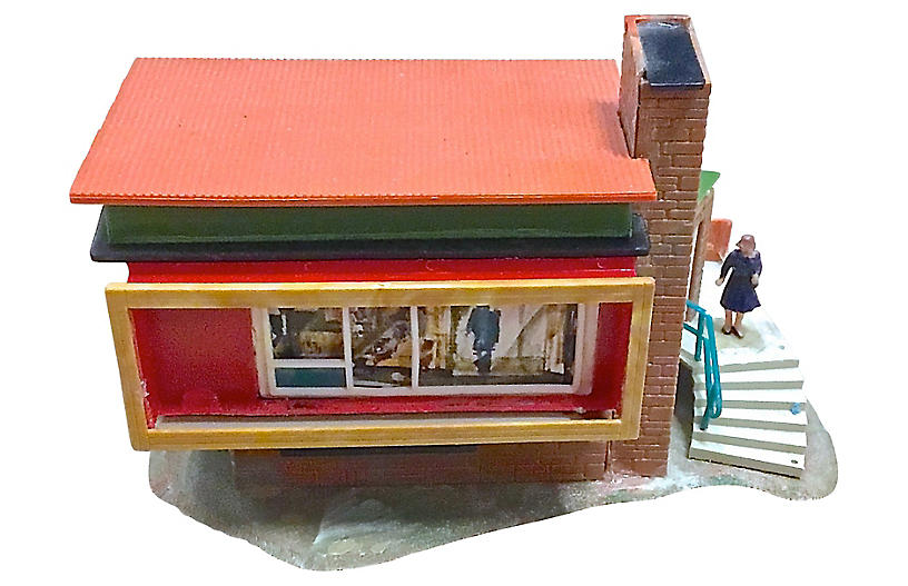 European MCM House Model