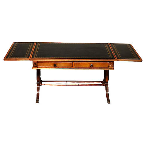 Duncan Phyfe-Style Coffee Table
