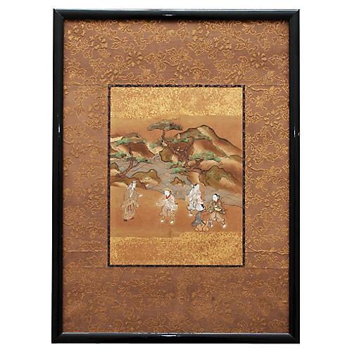 Japanese Painting, C. 1940