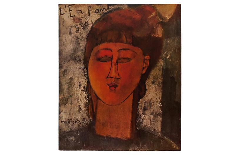 Modigliani, Fat Boy, 1st English Edition