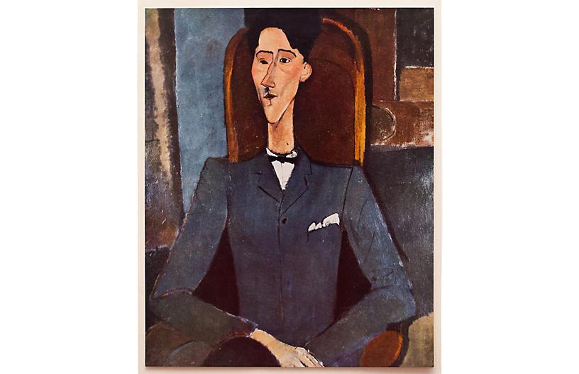Modigliani, Jean Cocteau, 1958