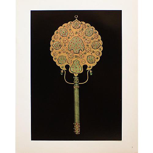 Imperial Mirror Photogravure, C. 1940