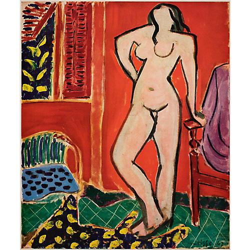1948 Matisse, Standing Nude
