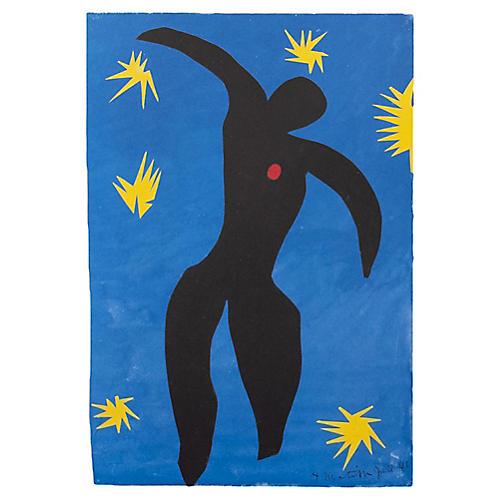 Henri Matisse, Icarus