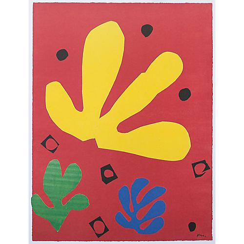 Henri Matisse, Vegetable Elements