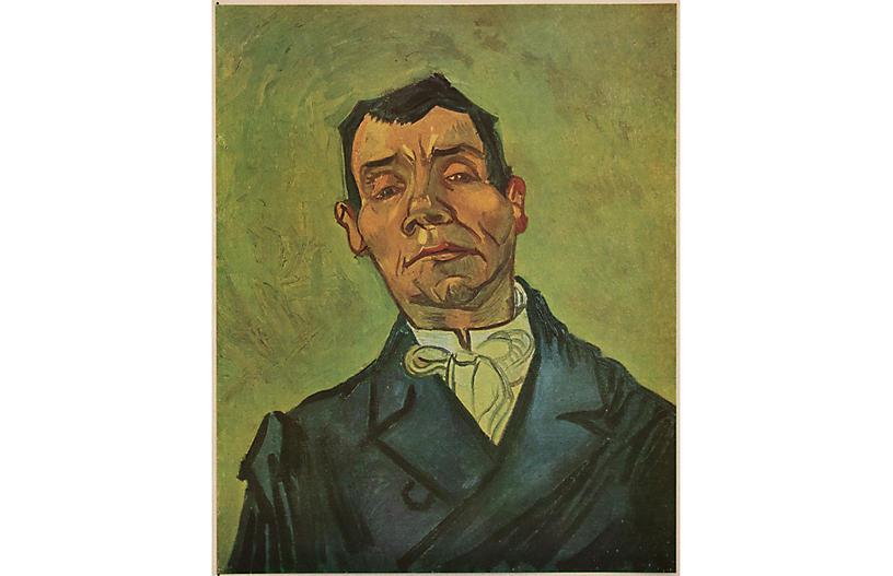 1947 Van Gogh, Portrait of Actor