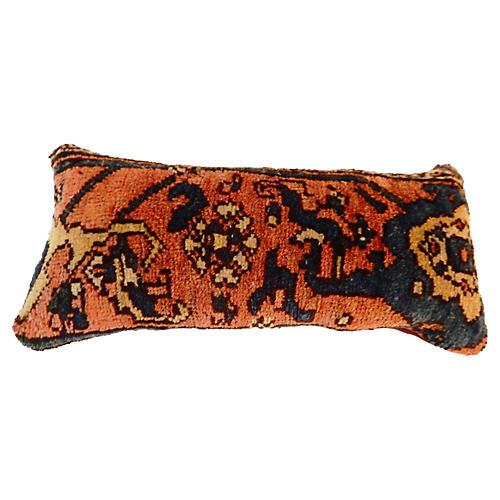 19th Custom Made Antique Lumbar Malayer