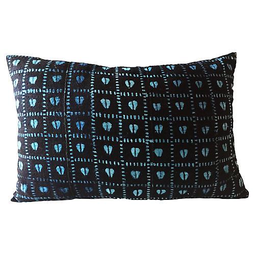 Indigo Lumbar Pillow