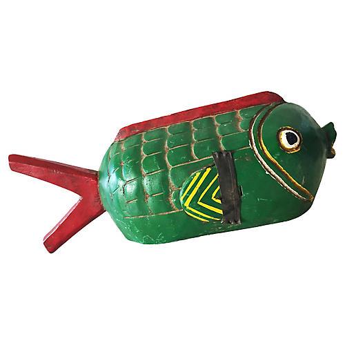 Bozo Fish Puppet