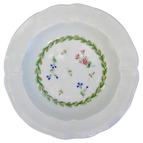 Bernardaud Limoges Porcelain Ashtray