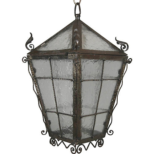 Arts & Crafts Lantern(0ne available)