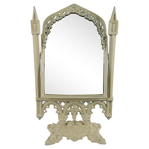 Swivel Tabletop Mirror
