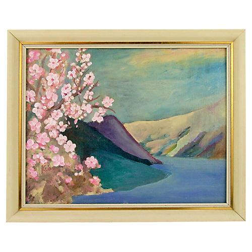 Japanese Seascape