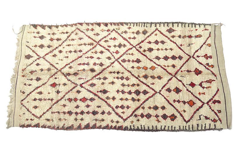Talsint Berber Rug, 6'8