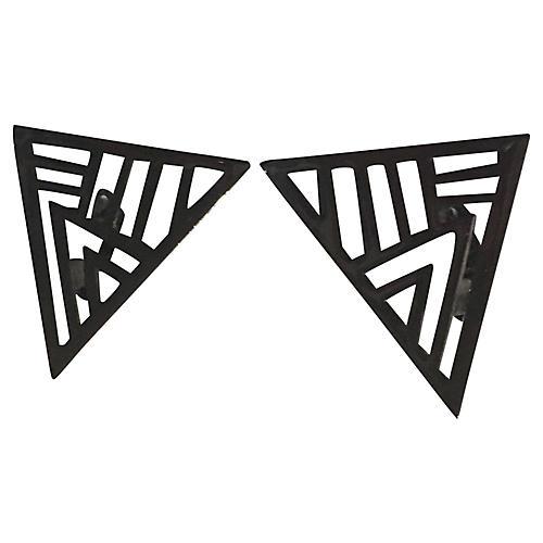 Givenchy Avant-Garde Earrings