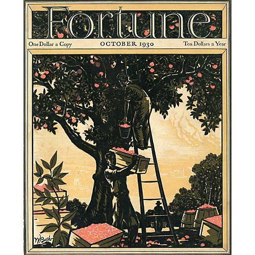 Fortune Magazine, 1930