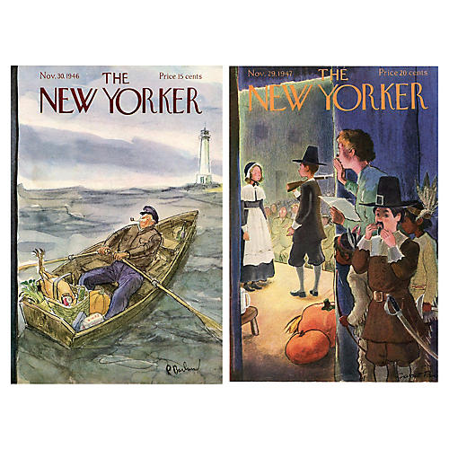 Thanksgiving at The New Yorker, S/2