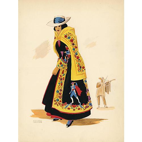 Costumes of Peru, 1941