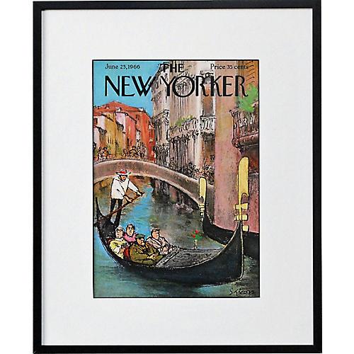 Visiting Venice, 1966