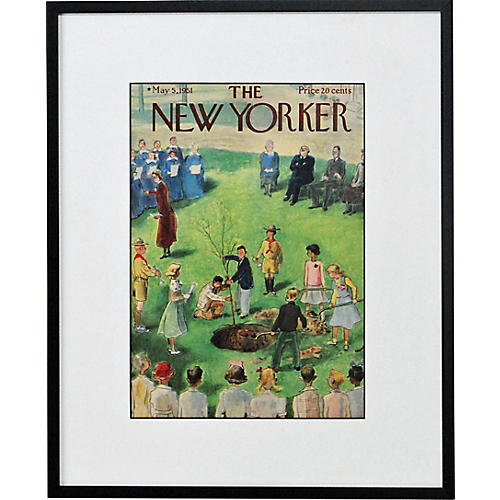 Arbor Day, 1951
