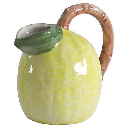 Italian Lemon Carafe