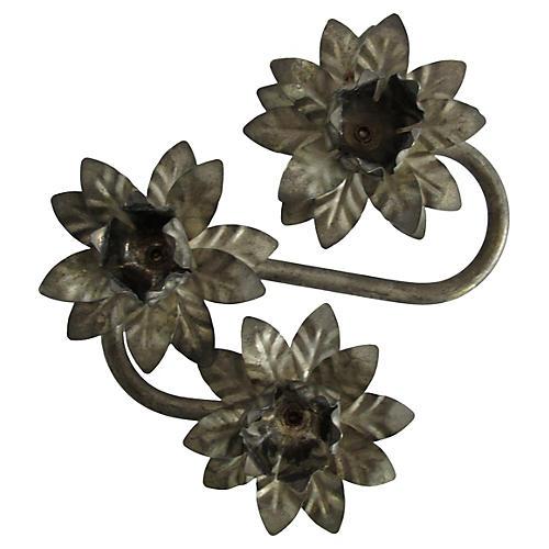 Floral Candleholder