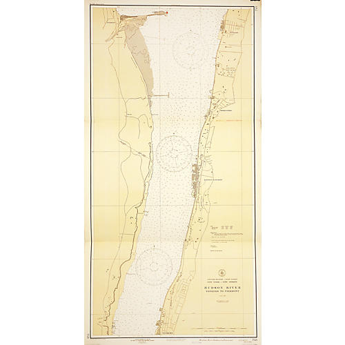 Hudson River, Yonkers to Piermont