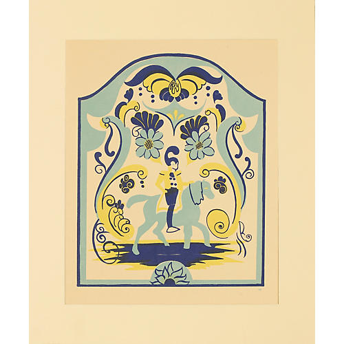 American Folk Art Design 1