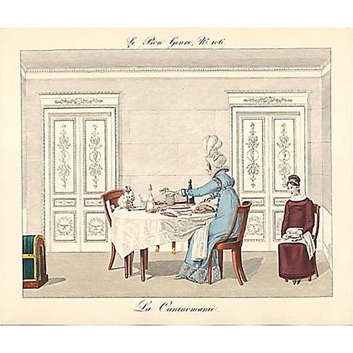 Paris Society, Le Bon Genre Doggy Meal