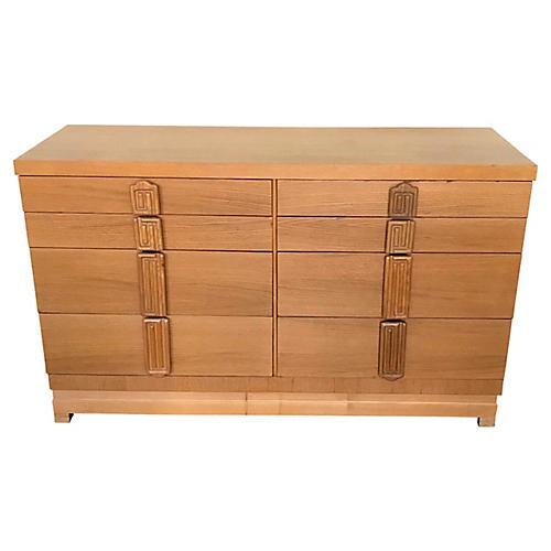 Midcentury Mahogany Dresser