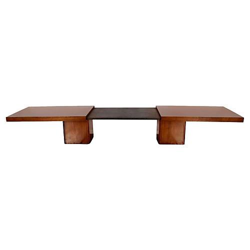 John Keal Design Coffee Table