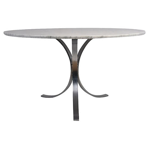 Mid-Century Modern-Style Dining Table