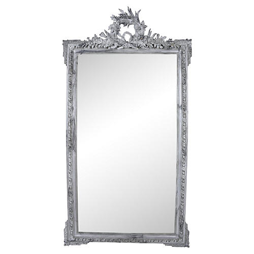 French Louis XVI-Style Mirror