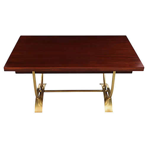 Elegant French Modern Dining Table