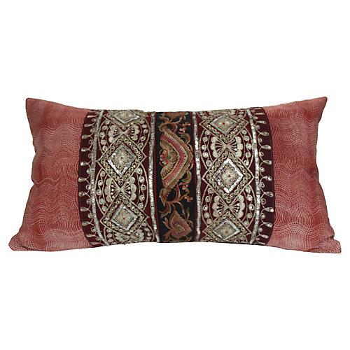Chinese Jewel Pillow