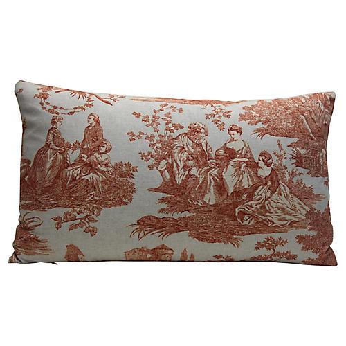 Toille Pillow