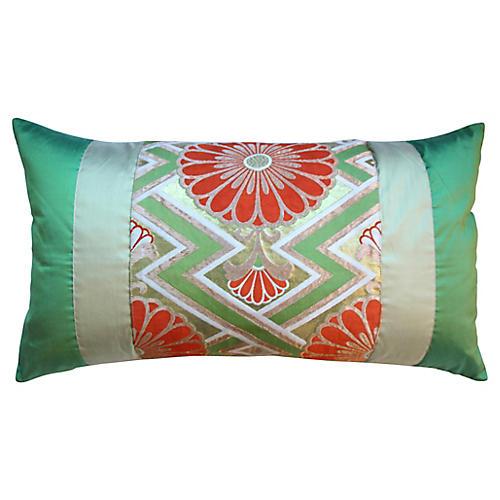 Spring Obi Pillow