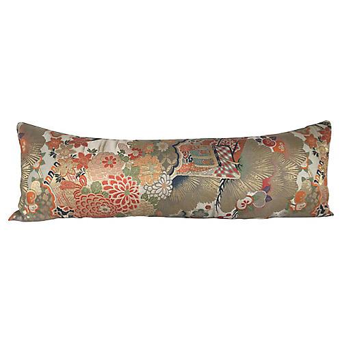 Royal Chinese Lumbar Pillow