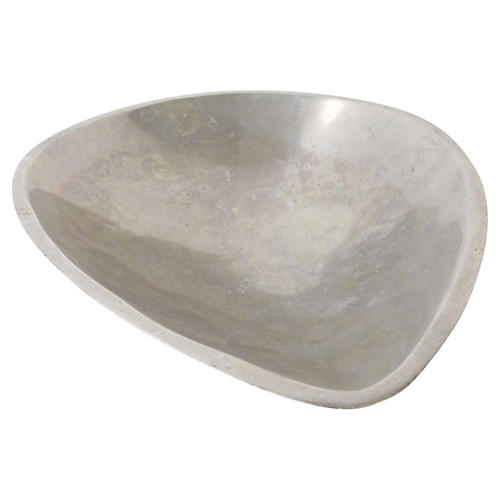 Nambe Teardrop Metal Bowl