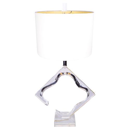 Van Teal Sculptural Table Lamp