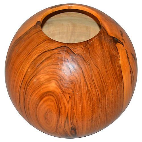 Myrtlewood Decorative Bowl or Vase