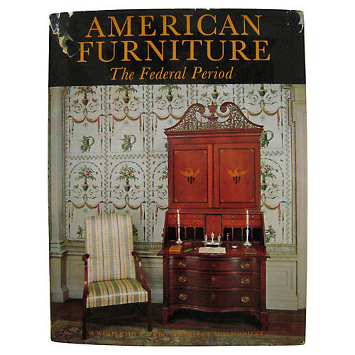 American Federal Furniture, Signed