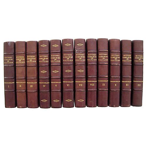 Correspondence, 12 Vols